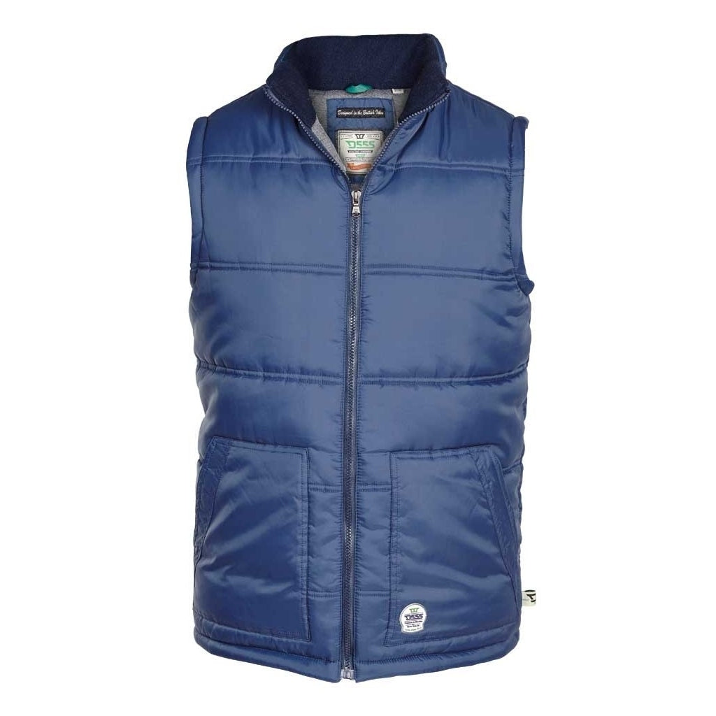 Image of   DUKE D555 Herre Vest SHAUN - Navy - XL