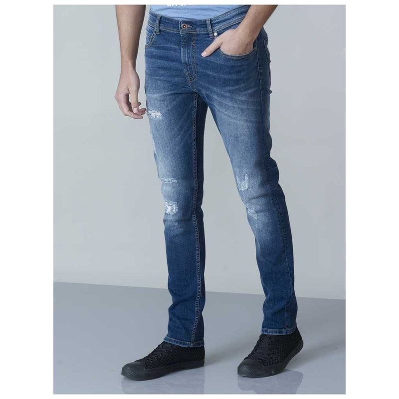 Duke Clothing DUKE D555 Jeans Herre ASHER Jeans Regular