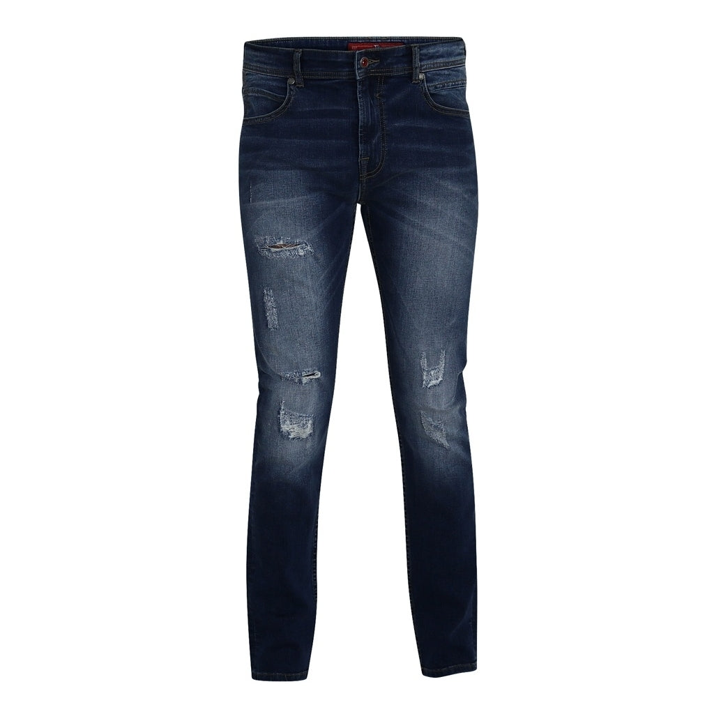 Image of   DUKE D555 Jeans Herre ASHER - Short - 30