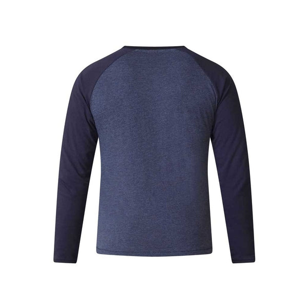 Duke Clothing DUKE D555 Langærmet trøje Herre NEILL Shirt & Tee Denim