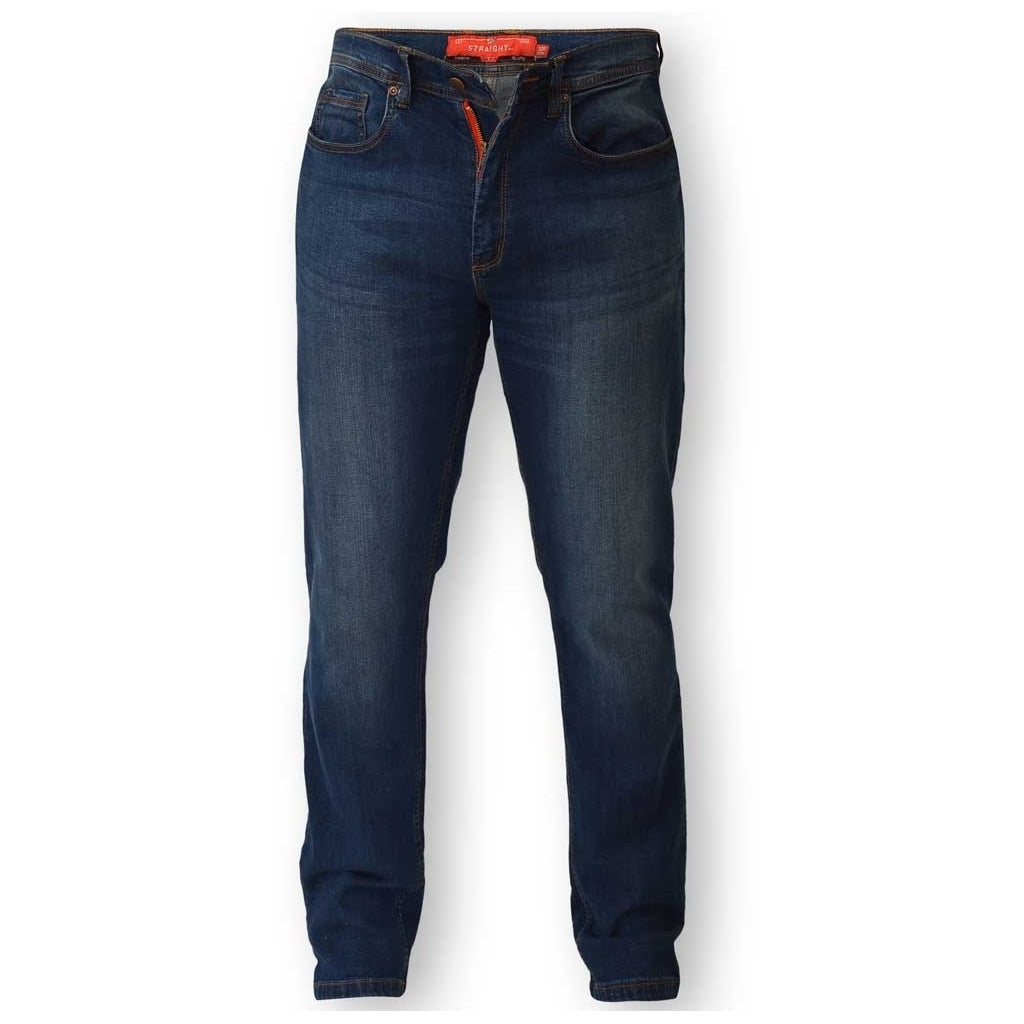 Image of   DUKE D555 PANT Herre GUY PLUS - Denim - 42 / Long