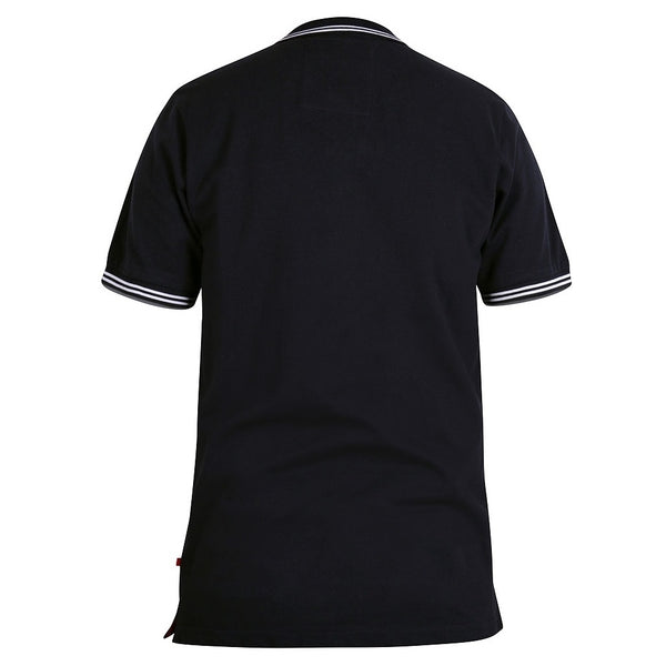 Duke Clothing DUKE D555 Polo Herre BARTLEY PLUS Polo Navy