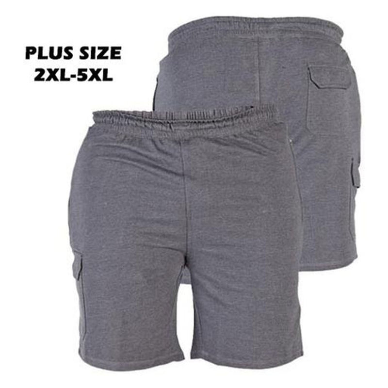 Duke Clothing DUKE D555 Shorts Herre John PLUS Shorts Grey