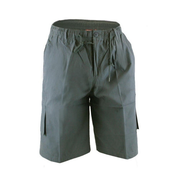 Duke Clothing DUKE D555 Shorts Herre NICK PLUS Shorts D.Grey