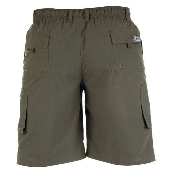 Duke Clothing DUKE D555 Shorts Herre NICK PLUS Shorts Khaki