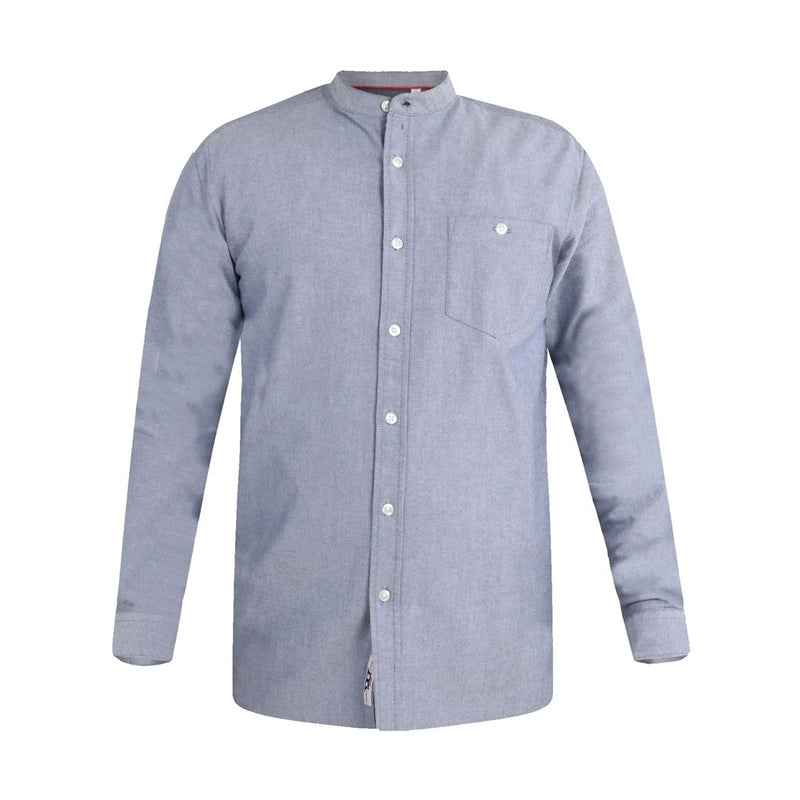 Duke Clothing DUKE D555 Skjorte Herre CAMERON Shirt & Tee Grey