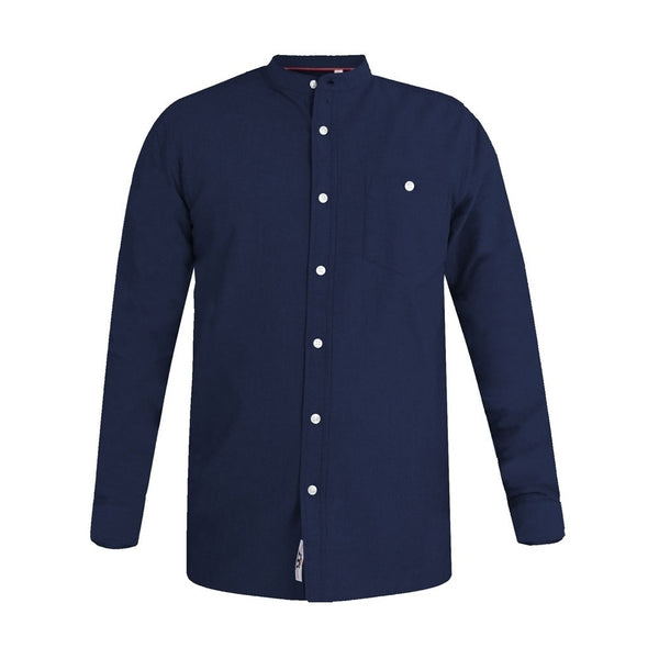 Duke Clothing DUKE D555 Skjorte Herre CAMERON Shirt & Tee Navy