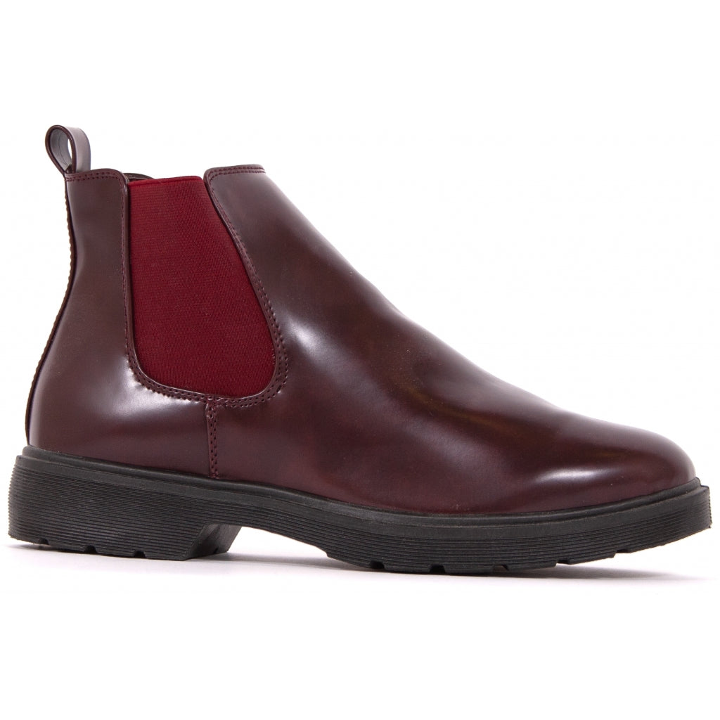 Image of   Dame Ankelstøvle 3600 - Dark red - 36