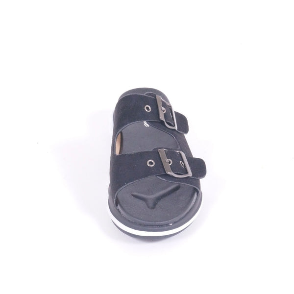 Tex-Time Dame Sandal Shoes Black