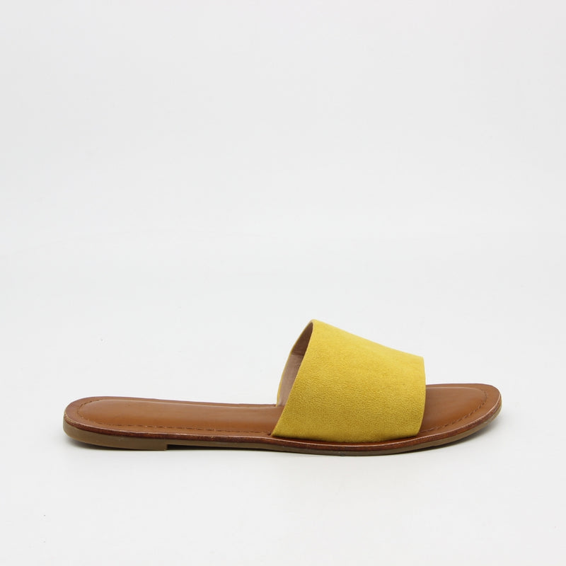 Shoes Dame Sandal 3459 Shoes Yellow