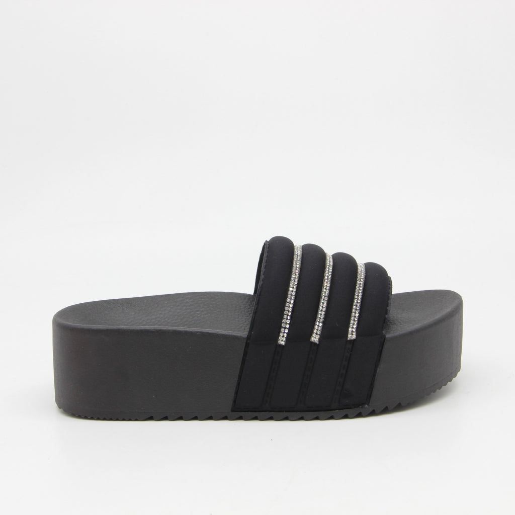 Image of   Dame Sandal 3721 - Black - 41