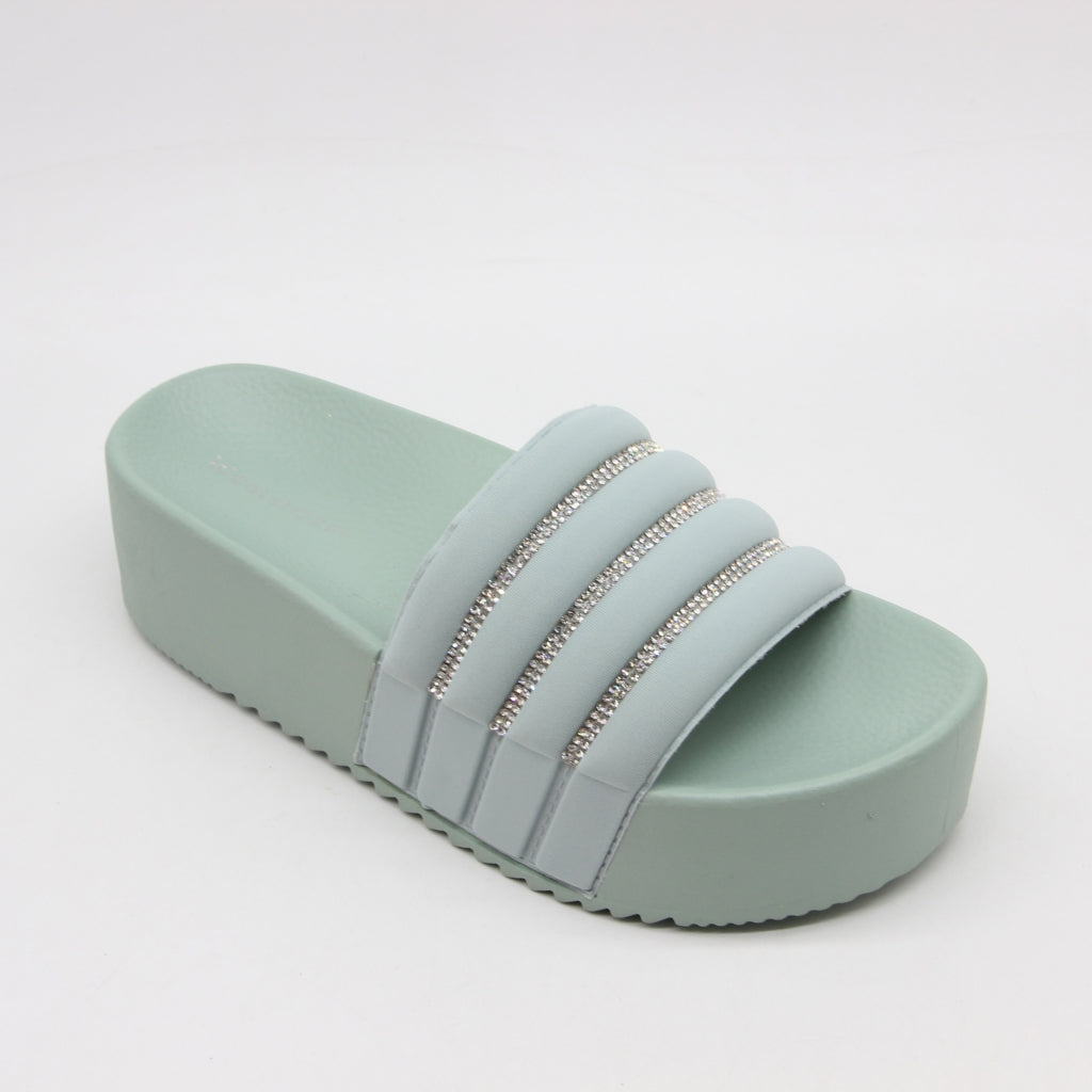 Image of   Dame Sandal 3721 - Mint Green - 40