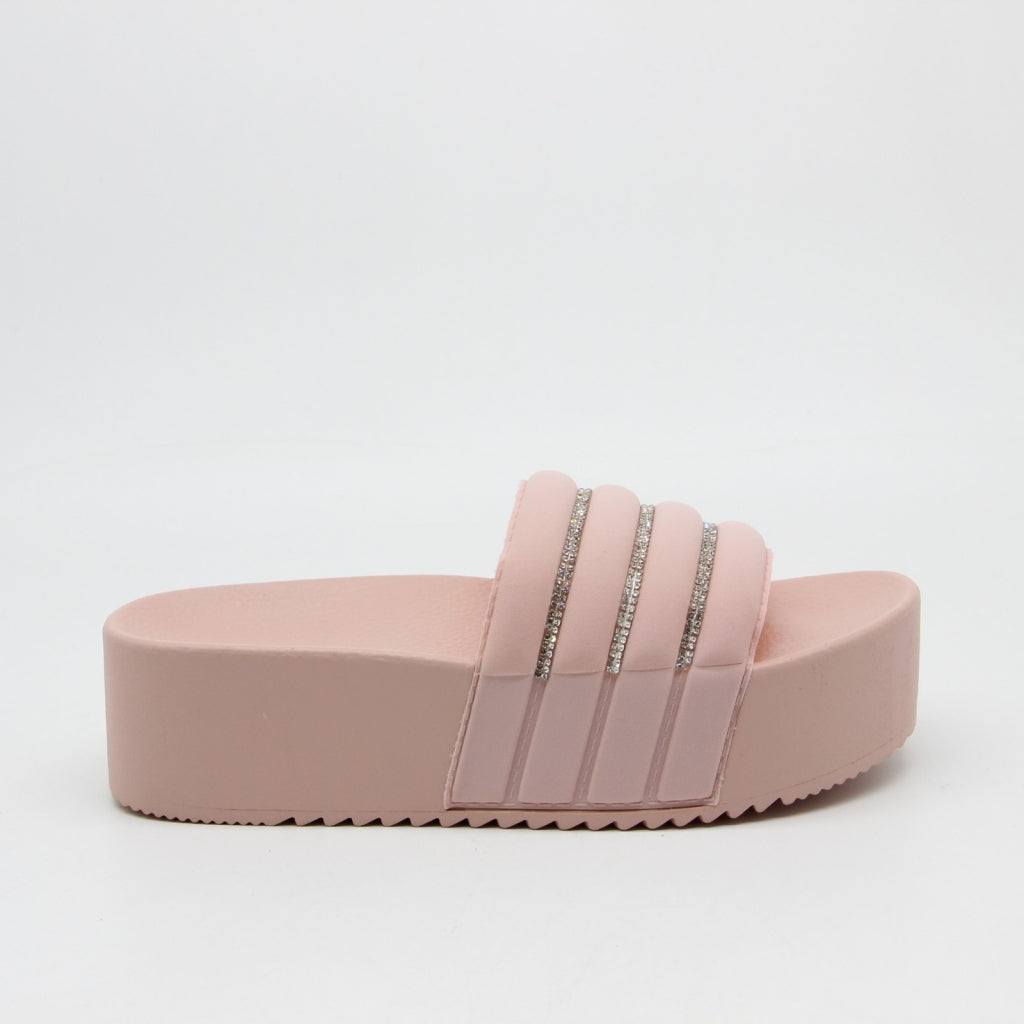 Image of   Dame Sandal 3721 - Rose - 41