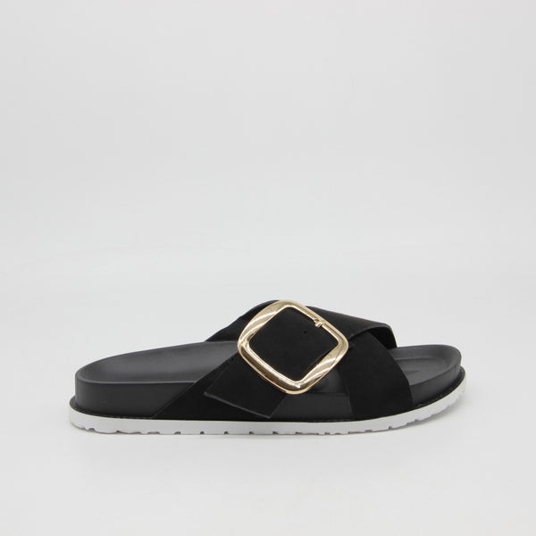 Shoes Dame Sandal 3723 Shoes Black
