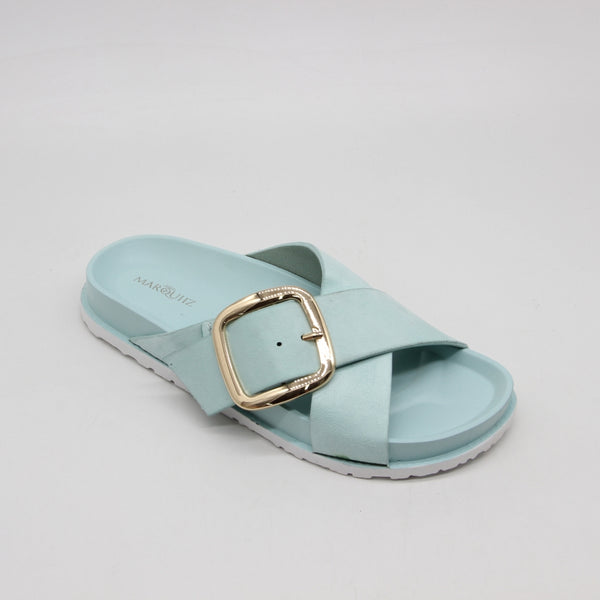Shoes Dame Sandal 3723 Shoes Blue