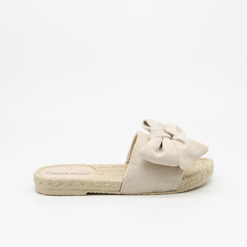 Shoes Dame Sandal SE-9627 Shoes Beige