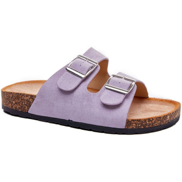 Shoes Dame Sandaler 1100 Shoes Purple