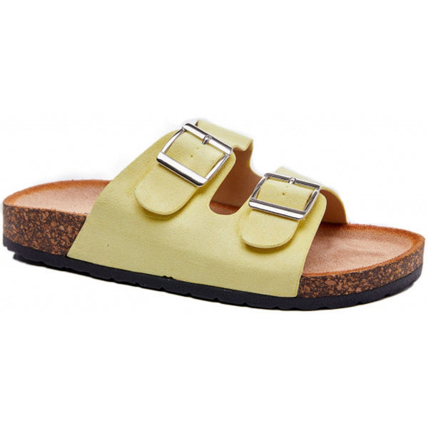 Shoes Dame Sandaler 1100 Shoes Yellow