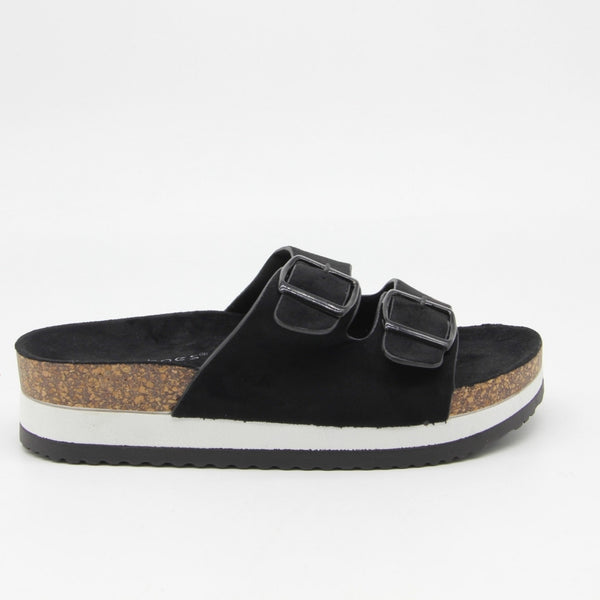 Shoes Dame Sandaler 3403-1 Shoes Black