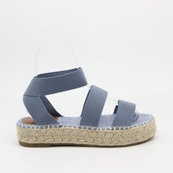 Shoes Dame Sandaler 3426 Shoes Blue