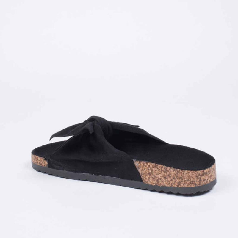 Shoes Dame Sandaler L-1053 Shoes Black