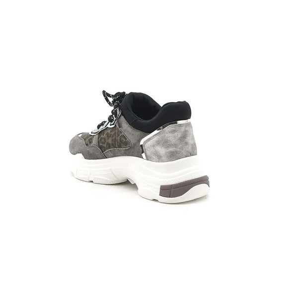 Tex-Time Dame Sneakers Shoes Grey