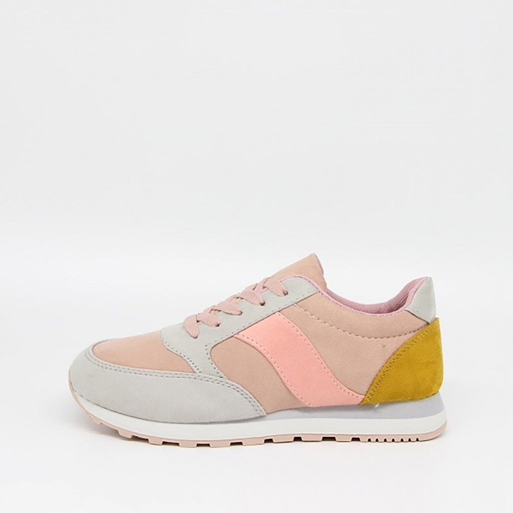 Dame Sneakers - Pink