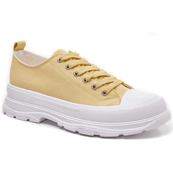 Shoes Dame Sneakers 2025 Shoes Yellow