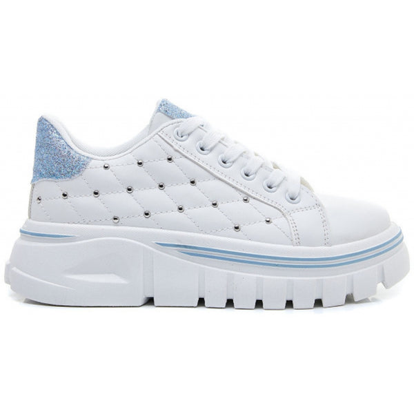 Shoes Dame Sneakers 2055 Shoes Blue