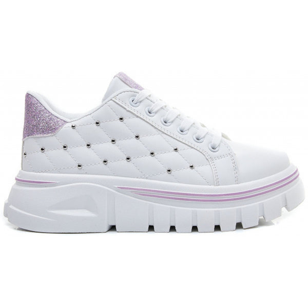 Shoes Dame Sneakers 2055 Shoes Purple