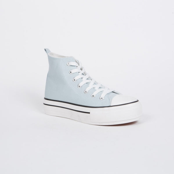 Shoes Dame Sneakers 2995 Shoes Light blue