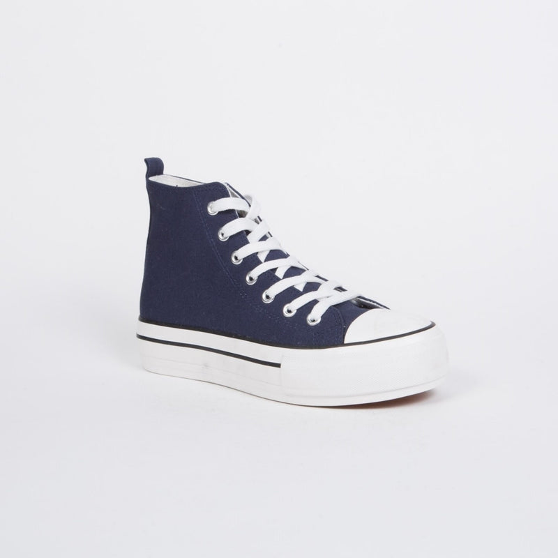 Shoes Dame Sneakers 2995 Shoes Navy