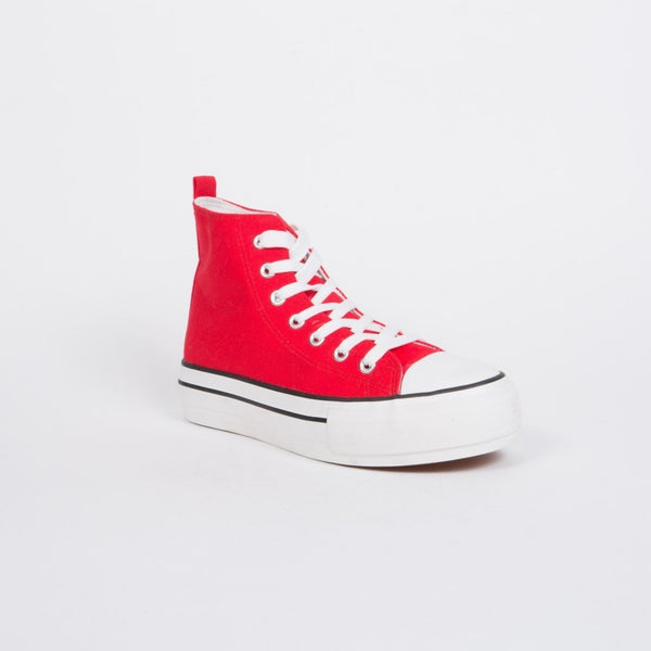 Shoes Dame Sneakers 2995 Shoes Red