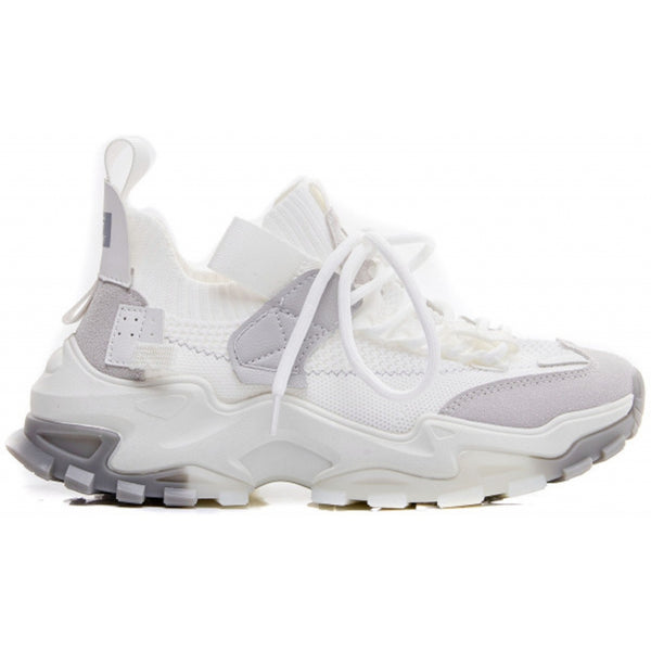 Shoes Dame Sneakers 6128 Shoes White