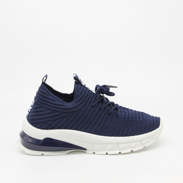 Shoes Dame Sneakers 9792 Shoes Navy