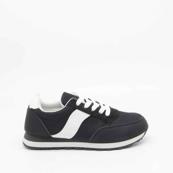 Shoes Dame Sneakers C-3149 Shoes Black