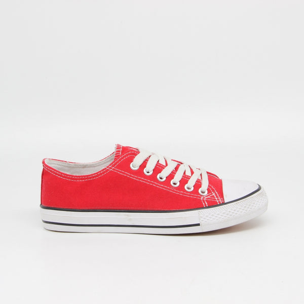 Shoes Dame Sneakers FG-2913 Shoes Red