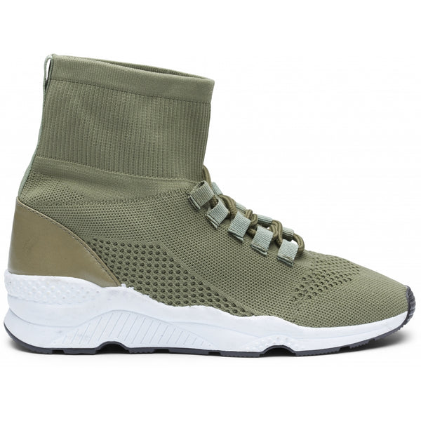 Shoes Dame Sneakers G10 Shoes Kaki