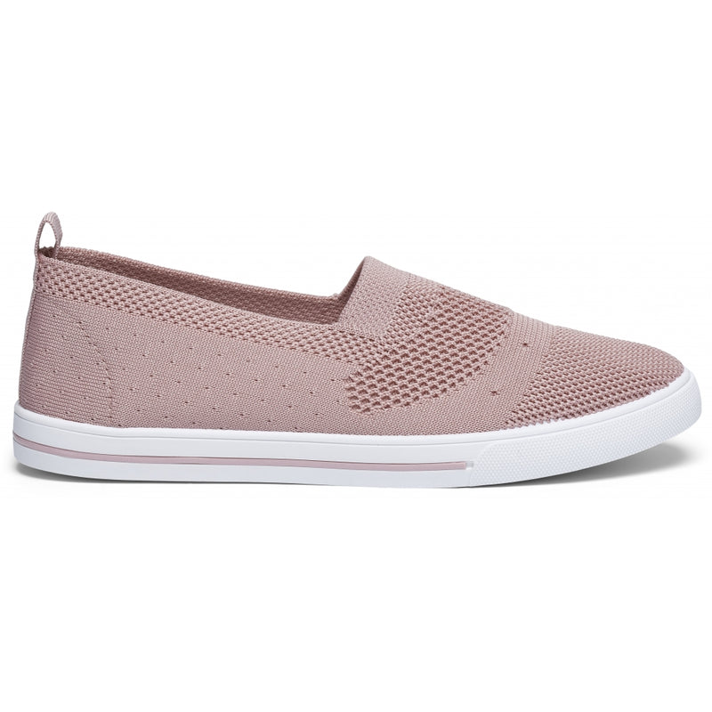 Shoes Dame Sneakers ZK092 Shoes Pink