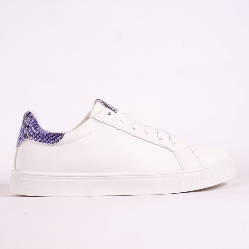 Shoes Dame Sneakers  ZK110 Shoes violet