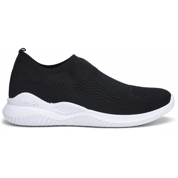Shoes Dame Sneakers ZK122 Shoes Black