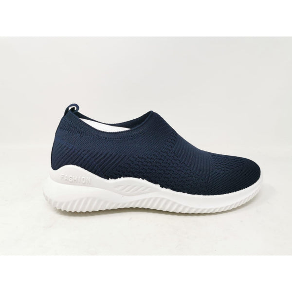 Shoes Dame Sneakers ZK122 Shoes Navy