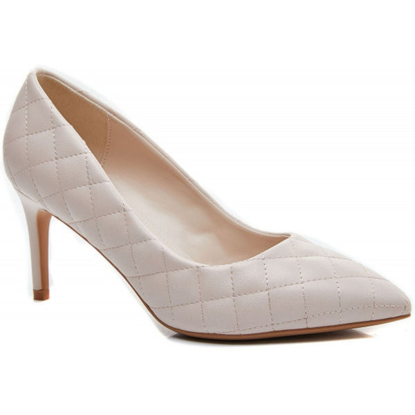 Shoes Dame Stiletter 6745 Shoes Beige