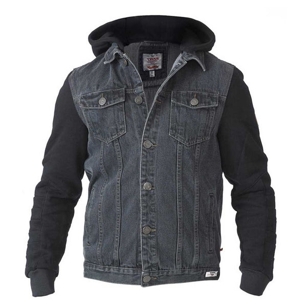 Duke Clothing Denim Trøje Herre D555 Denim Jacket Denim