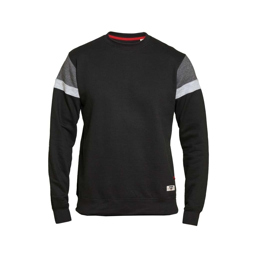 Image of   Duke D555 Herre Sweatshirt Clermont 2 - Black - L