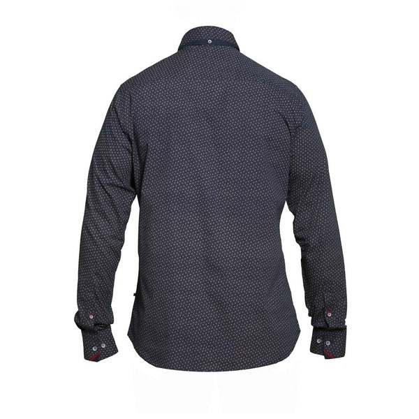 Duke Clothing Duke D555 Langærmet Skjorte Babworth LS Shirt Navy