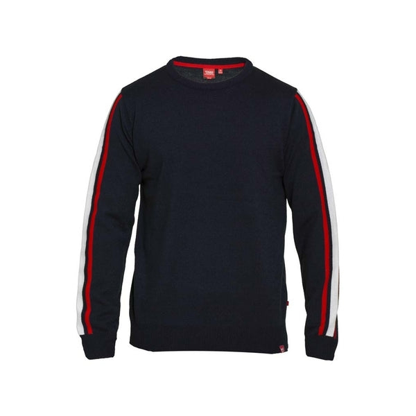 Duke Clothing Duke D555 Sweatshirt Orlando 1 Knit Navy