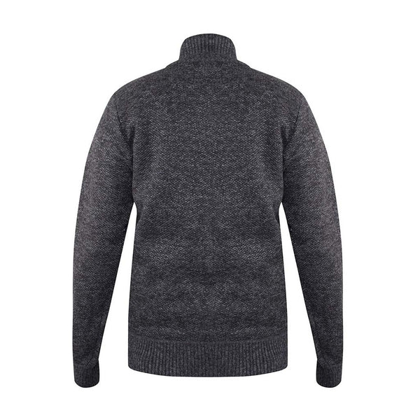 Duke Clothing Duke D555 herre striktrøje Sherwood Knit Black