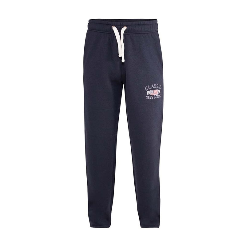Duke Clothing Duke D555 herre sweatpants Mayson Sweatpant Navy
