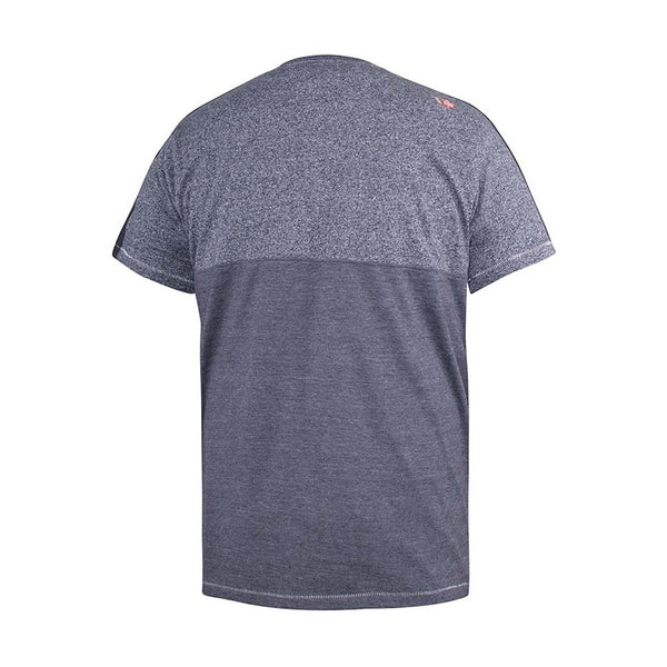 Duke Clothing Duke D555 herre tee Anson T-shirt Navy